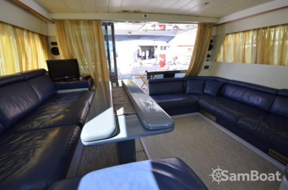 Boat rental Ferretti-49  in Primošten on Samboat