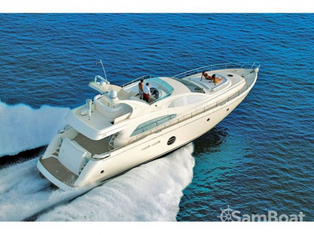 Rental Yacht Aicon-64-Fly with a permit