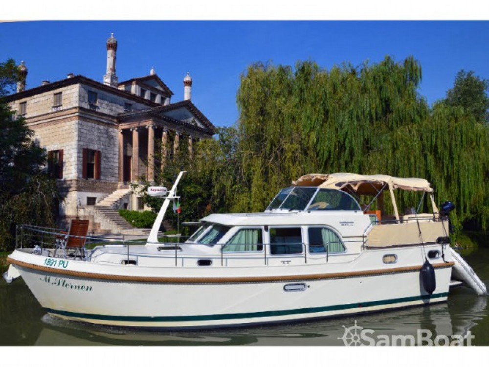 Hire Motorboat with or without skipper Linssen Venice
