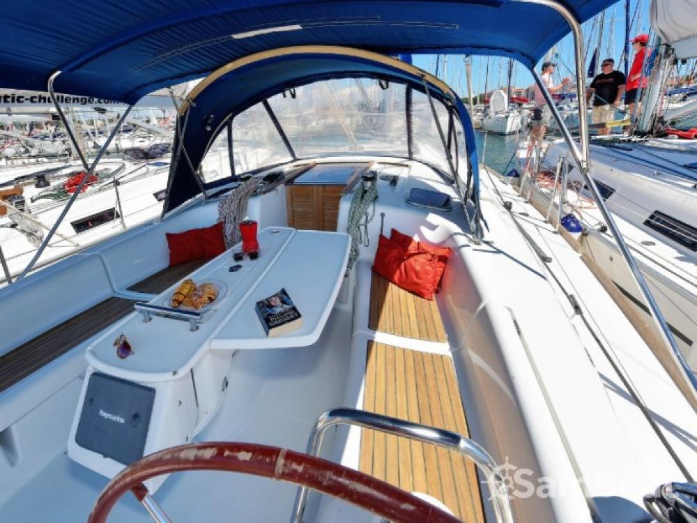 Boat rental Grad Biograd na Moru cheap Oceanis 43