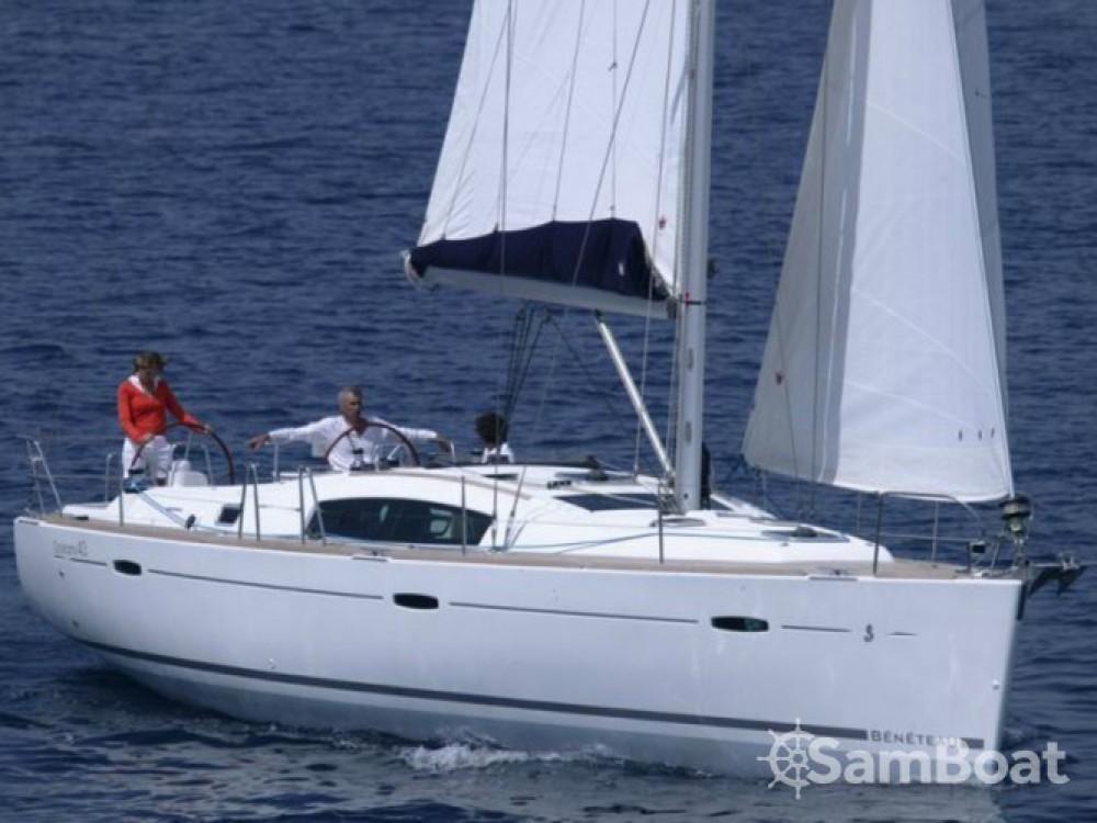Rental yacht Grad Biograd na Moru - Bénéteau Oceanis 43 on SamBoat