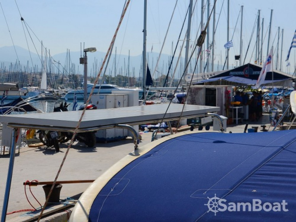 Rental yacht Athens-Clarke County Unified Government - Bavaria Cruiser 42 on SamBoat