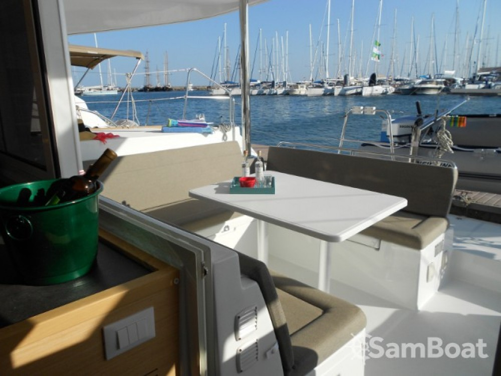 Hire Catamaran with or without skipper Lagoon Athens-Clarke County Unified Government
