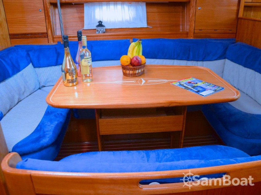 Rental Sailboat in Athens-Clarke County Unified Government - Bavaria Cruiser 42