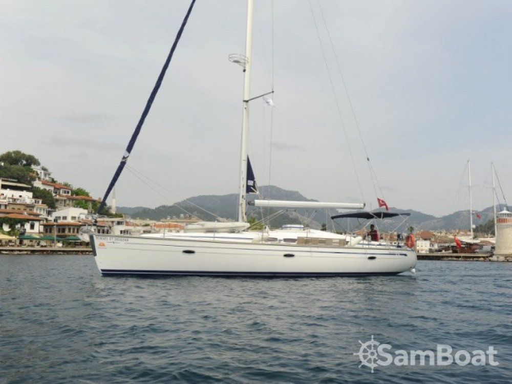 Bavaria Cruiser 46 between personal and professional Marmaris