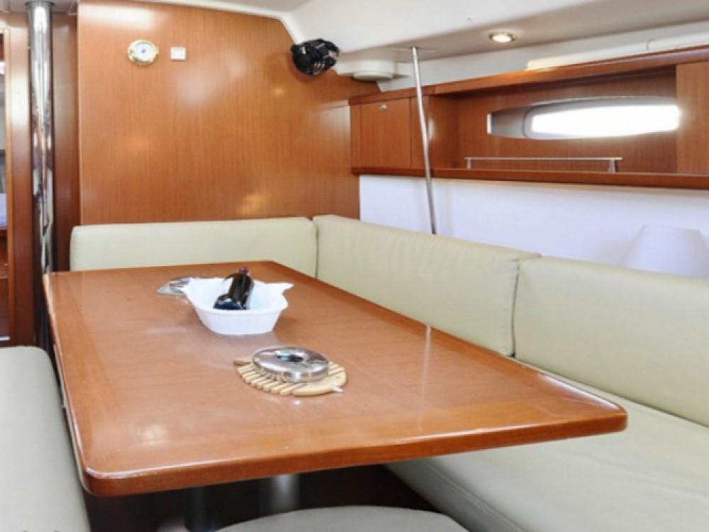Boat rental Marmaris cheap Oceanis 43