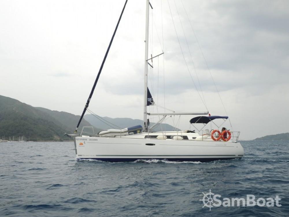 Rental Sailboat in Marmaris - Bénéteau Oceanis 34