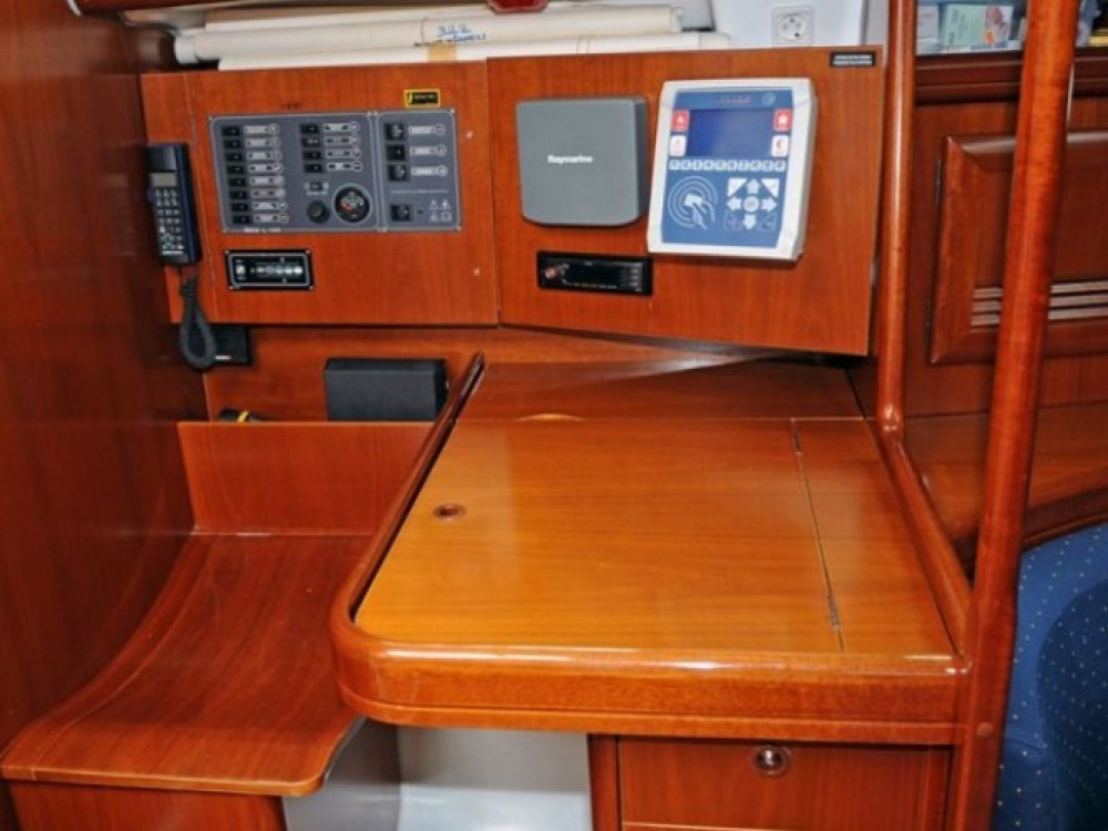 Boat rental Marmaris cheap Oceanis 393