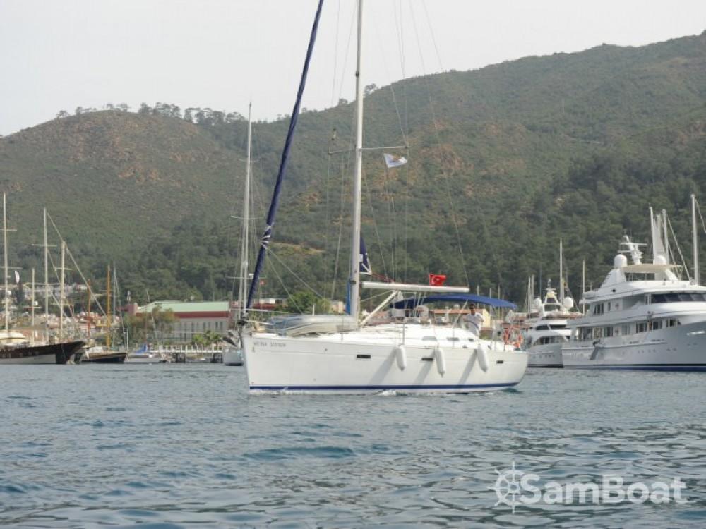 Bénéteau Oceanis 393 between personal and professional Marmaris