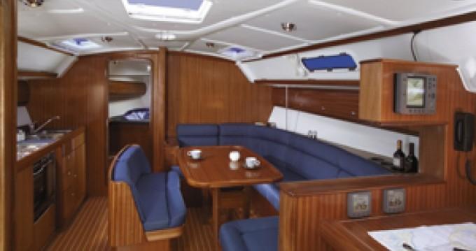 Boat rental Gouvia cheap Cruiser 41