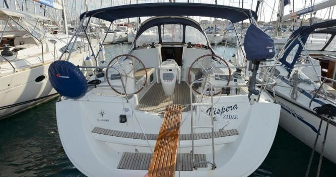Rental yacht Biograd na Moru - Jeanneau Sun Odyssey 42i on SamBoat