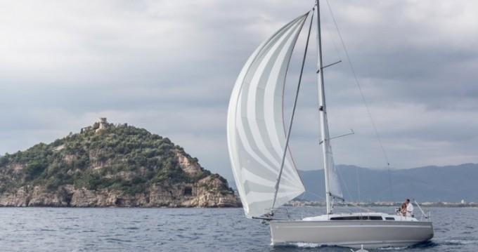 Boat rental Biograd na Moru cheap Cruiser 33