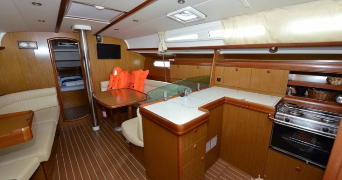 Boat rental Biograd na Moru cheap Sun Odyssey 42i