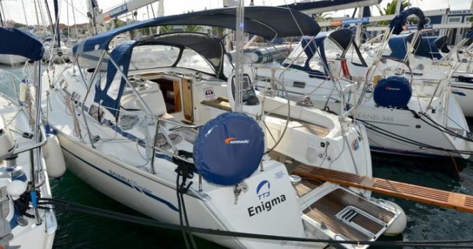Boat rental Biograd na Moru cheap Bavaria 38 Cruiser