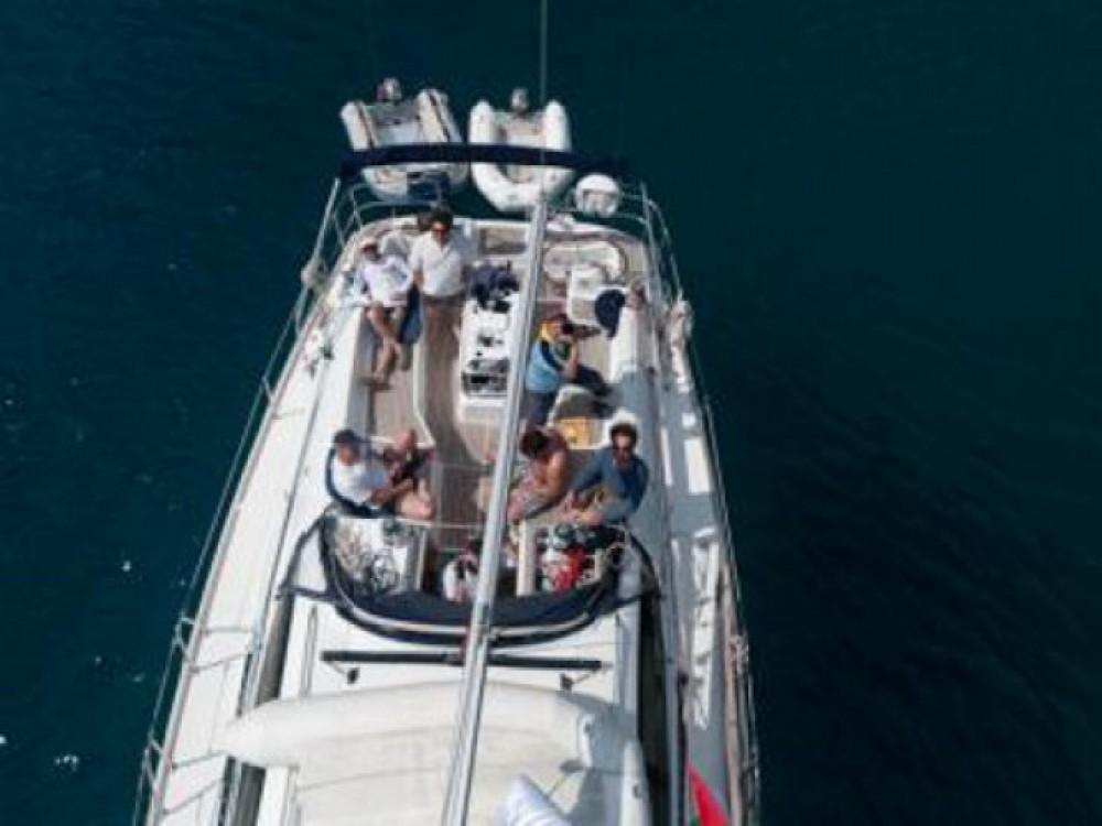 Boat rental Jeanneau Sun Odyssey 45 DS in Kaštel Gomilica on Samboat