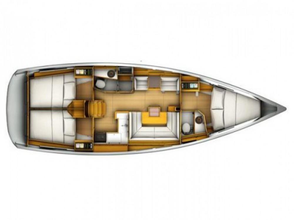 Rental Sailboat in Kaštel Gomilica - Jeanneau Sun Odyssey 409