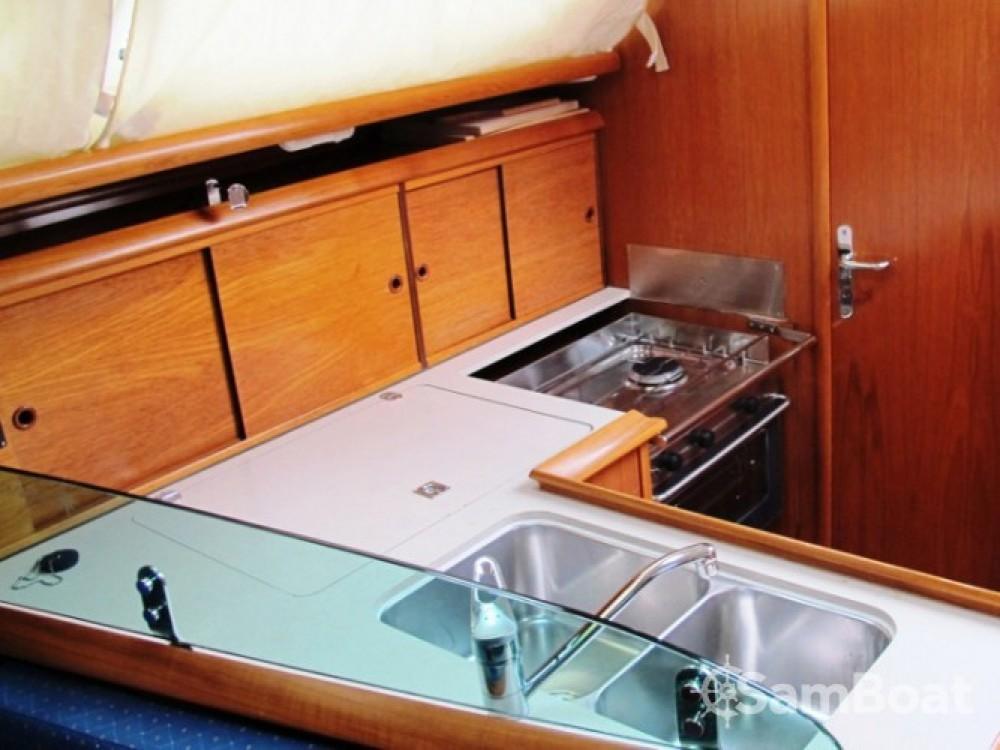 Boat rental Kaštel Gomilica cheap Sun Odyssey 35
