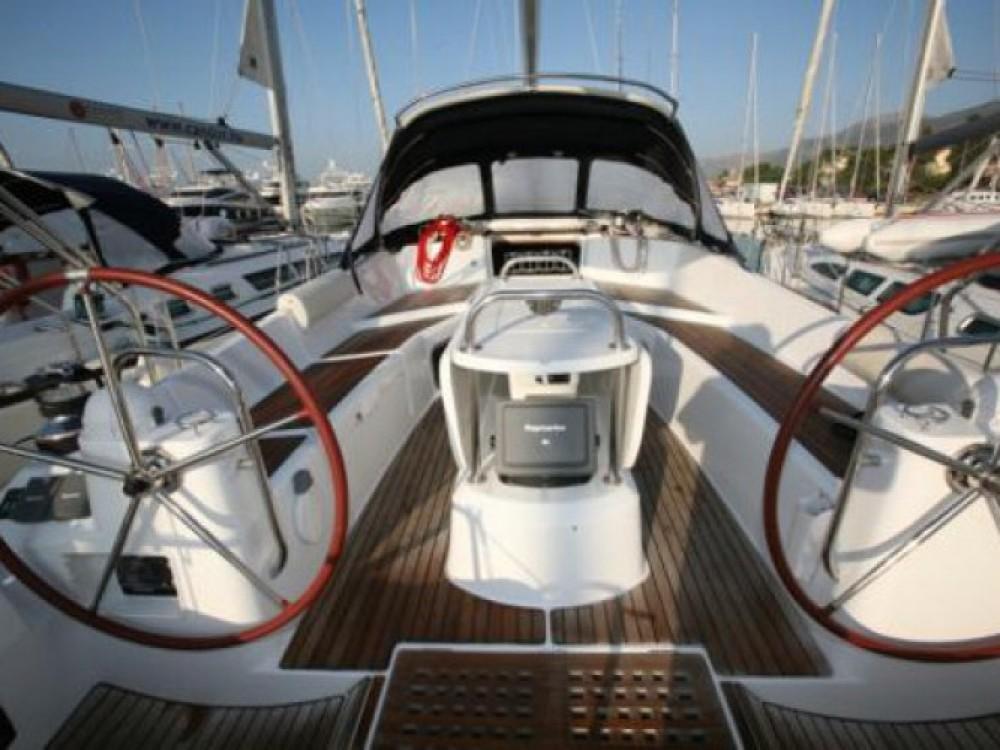 Rental yacht Kaštel Gomilica - Jeanneau Sun Odyssey 45 DS on SamBoat