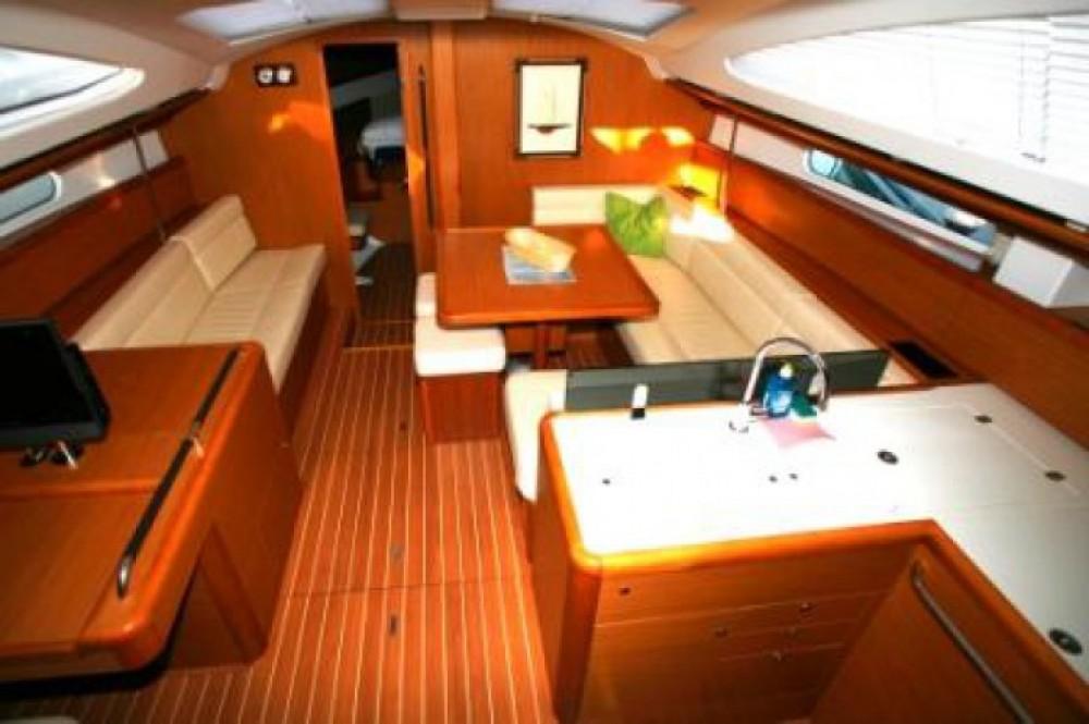 Boat rental Kaštel Gomilica cheap Sun Odyssey 45 DS