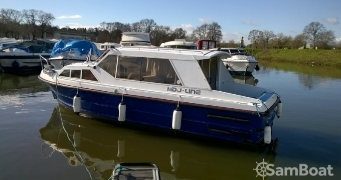 Bounty-Boats Buccaneer 27 S between personal and professional Messac
