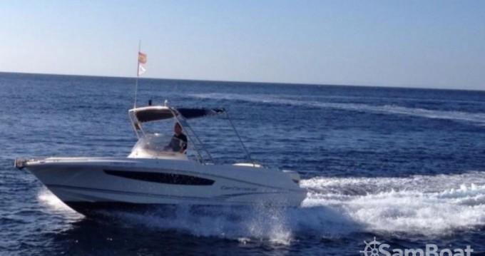 Rental yacht Ciutadella de Menorca - Jeanneau Cap Camarat 715 on SamBoat