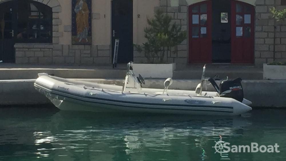 Hire RIB with or without skipper Bombard La Ciotat