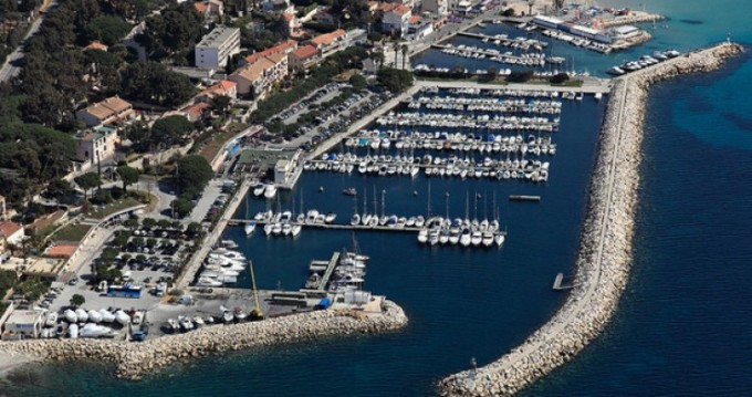 Hire Motorboat with or without skipper Guy Couach Saint-Cyr-sur-Mer