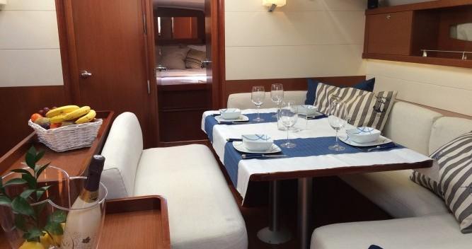 Rent a Bénéteau Oceanis 50 Family Sant Antoni de Portmany