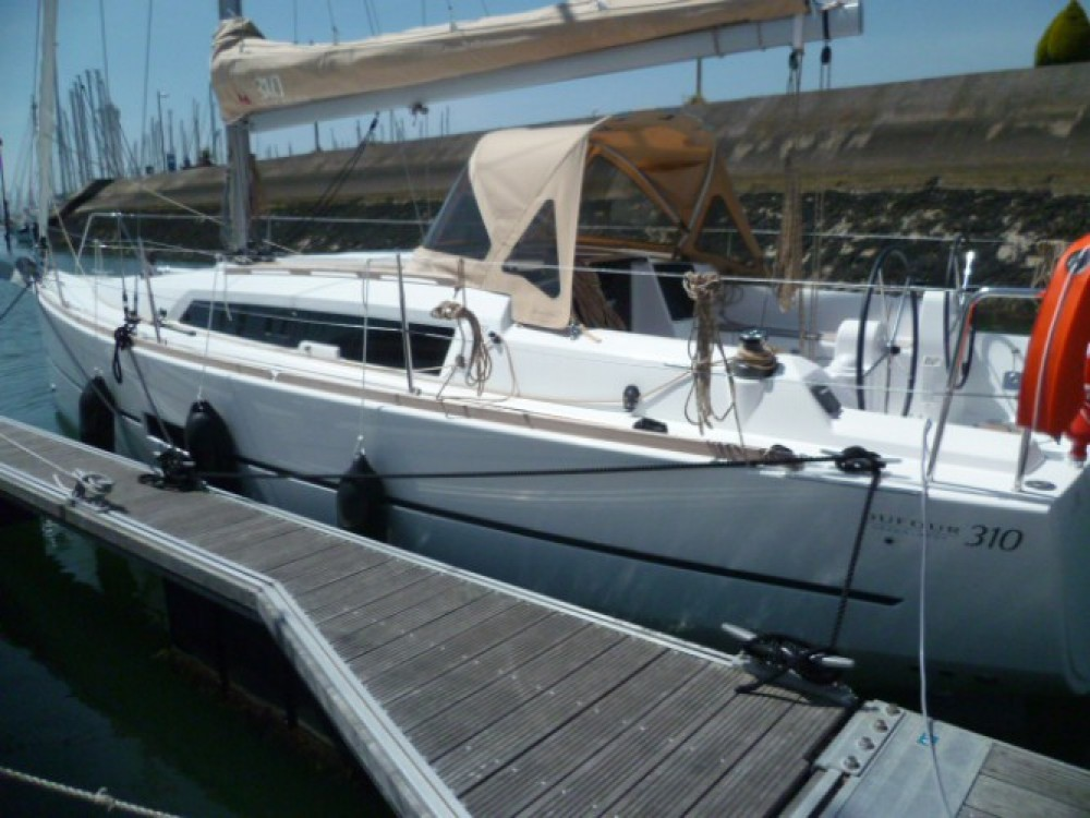 Boat rental Arzon cheap Dufour 310
