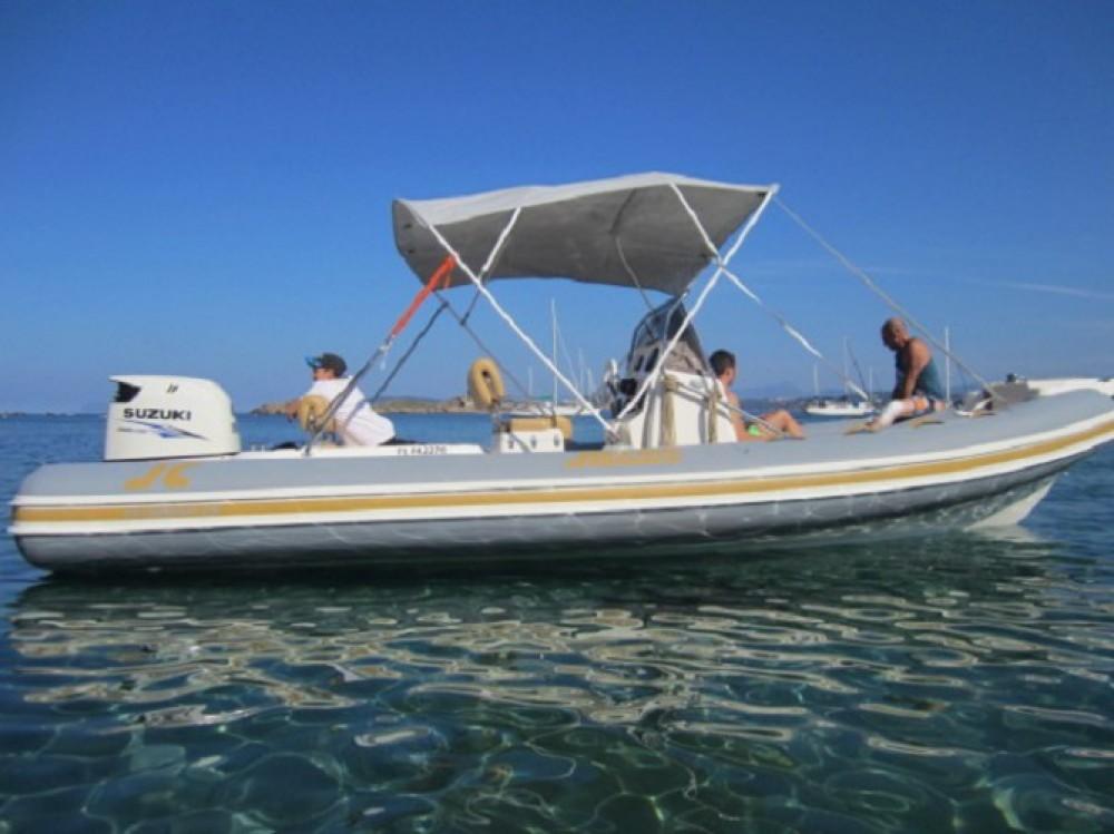Rent a Joker Boat Clubman 23 Hyères