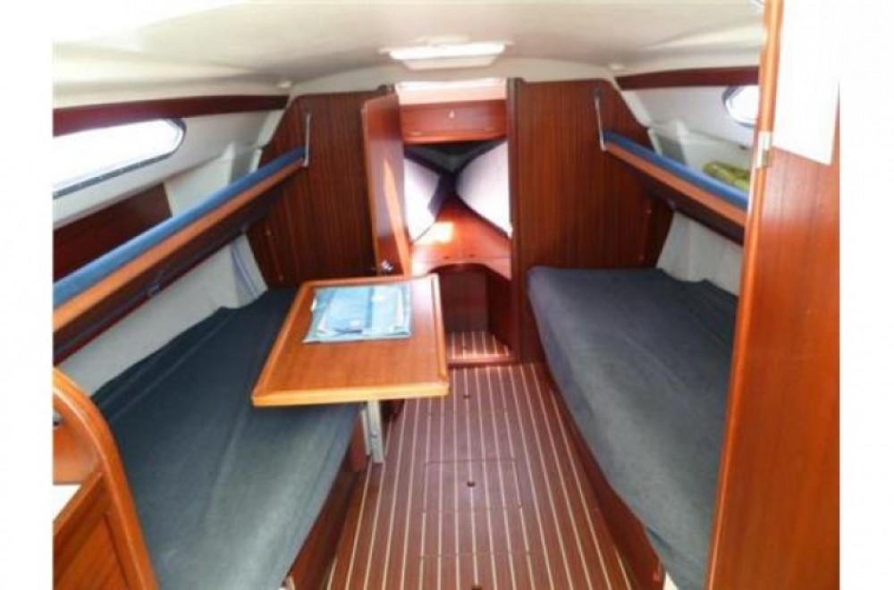 Boat rental Dehler 25 in Arzon on Samboat