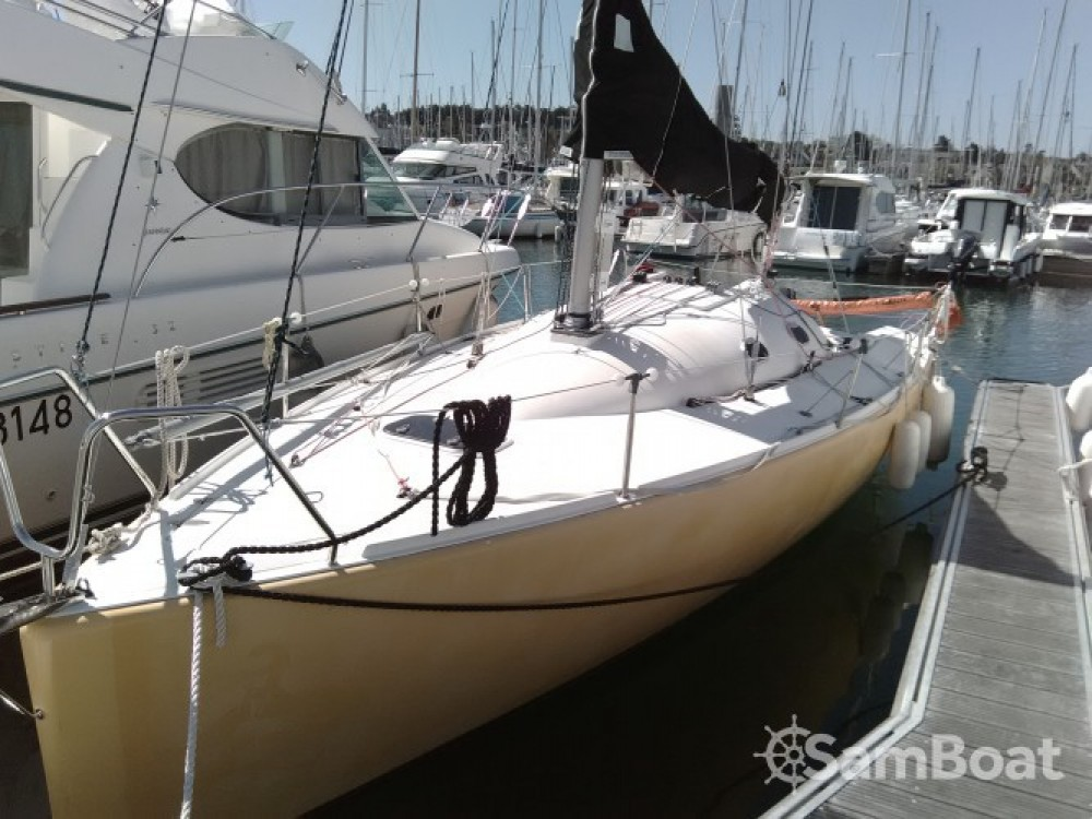 Hire Sailboat with or without skipper Gl-Composite Arzon