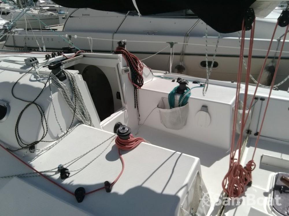 Rental yacht Arzon - Gl-Composite DJANGO 75 Quillard on SamBoat