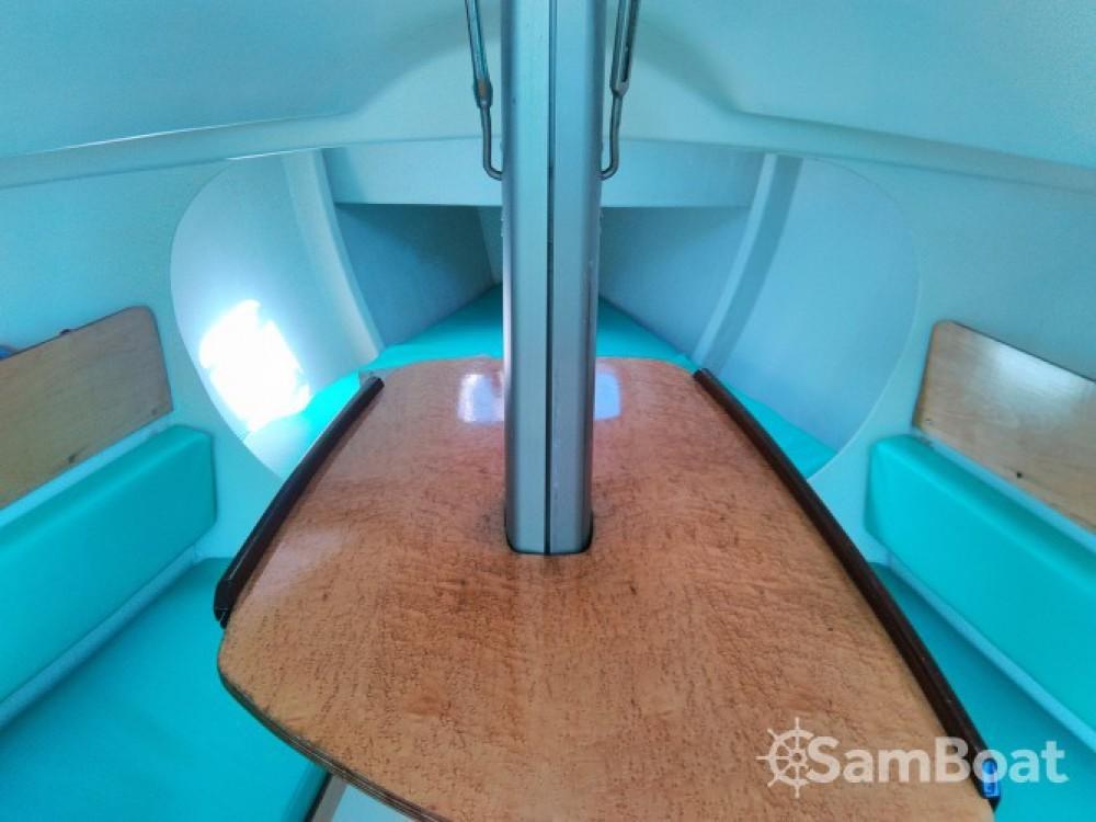 Rental Sailboat in Arzon - Gl-Composite DJANGO 75 Quillard