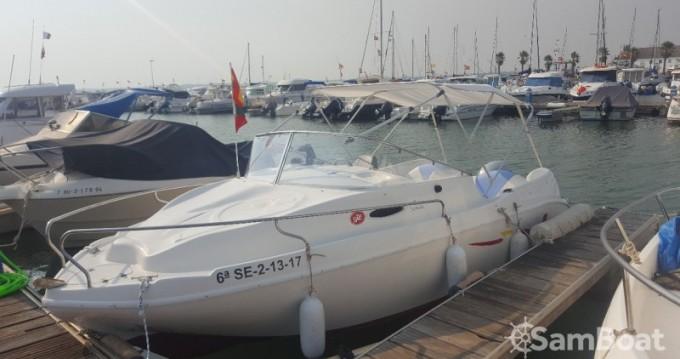 Boat rental Lema Expression in Isla Cristina on Samboat