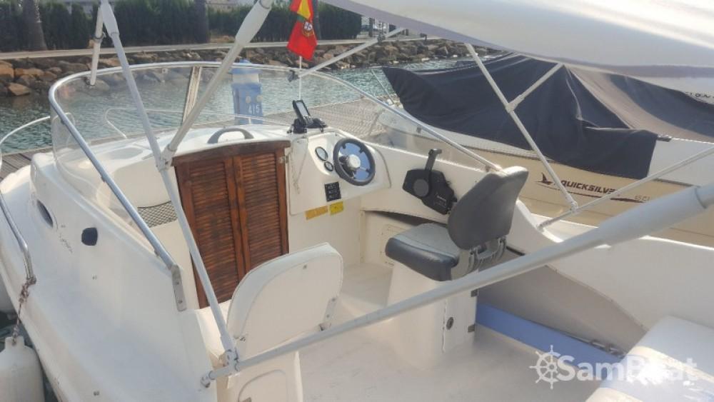 Boat rental Isla Cristina cheap Expression