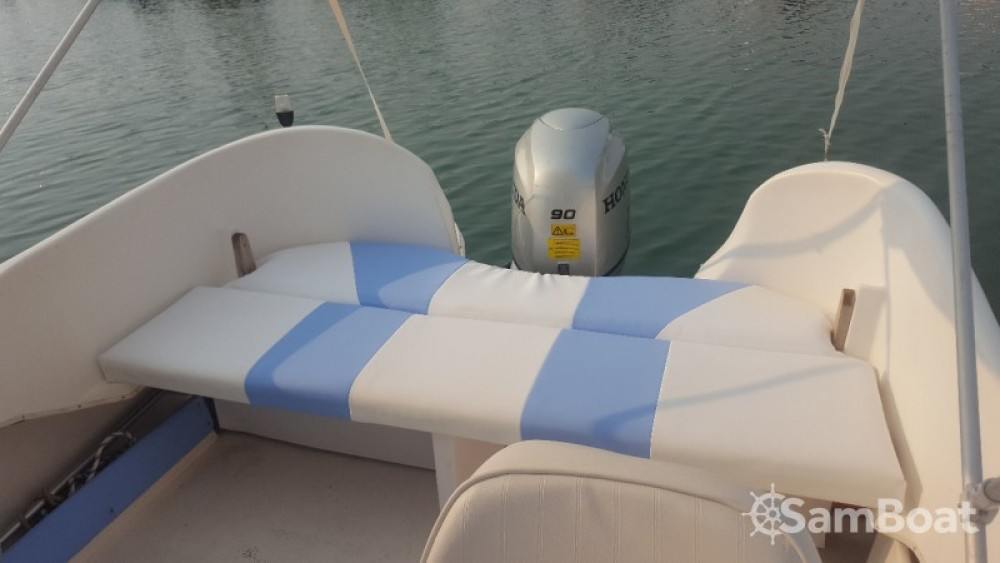 Hire Motorboat with or without skipper Lema Isla Cristina