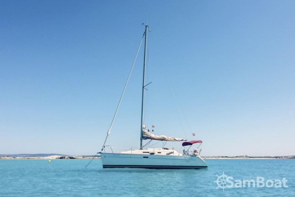 Rental yacht Ibiza - Bénéteau Oceanis 311 Clipper on SamBoat