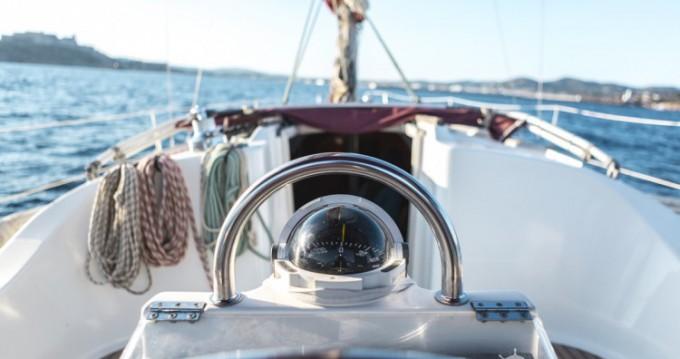 Boat rental Ibiza Town cheap Oceanis 311 Clipper