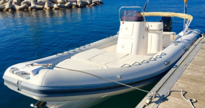 RIB for rent Bormes-les-Mimosas at the best price