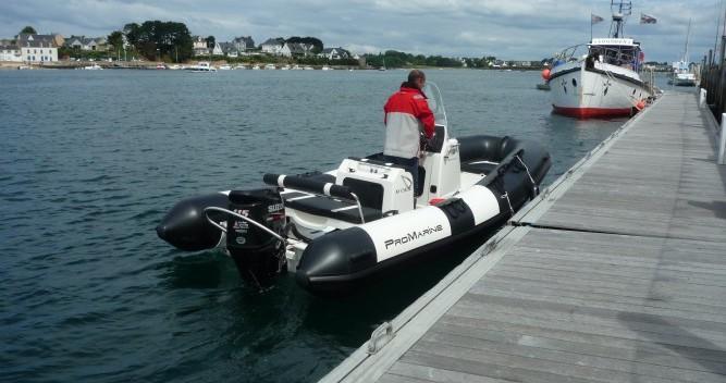 Rental yacht Étel - Pro Marine MANTA on SamBoat