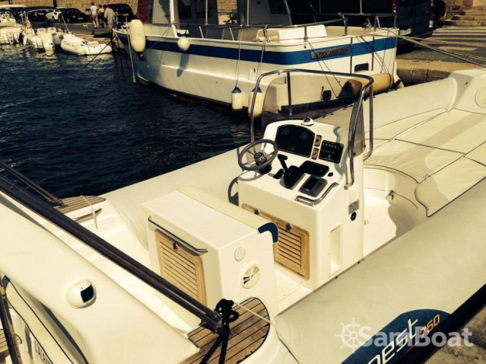 Capelli Tempest 750 between personal and professional Saint-Raphaël