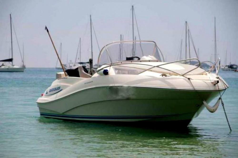 Rental yacht Saint-Cyprien - Quicksilver Quicksilver 635 WA on SamBoat