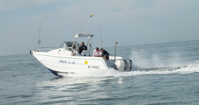Hire Motorboat with or without skipper Lms 7.05 La Palmyre