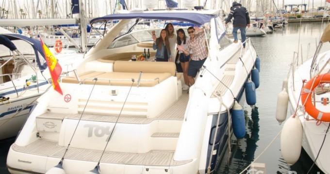 Rental yacht Barcelona - Sunseeker Camargue on SamBoat