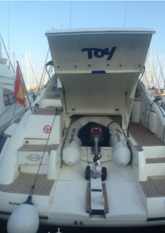 Boat rental Sunseeker Camargue in Barcelona on Samboat