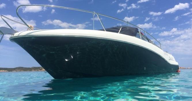 Rental yacht Saint-Raphaël - Jeanneau Cap Camarat 755 WA on SamBoat