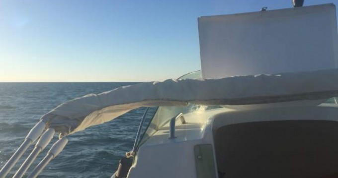Boat rental Quicksilver Quicksilver 435 Open in Narbonne on Samboat