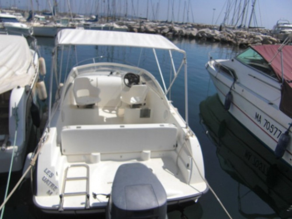 Rental yacht Marseille - Bénéteau Flyer Viva 5.90 on SamBoat