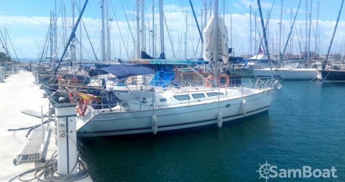 Rental yacht Valencia - Jeanneau Sun Oddissey on SamBoat